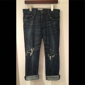 Current Elliott Boyfriend Jeans